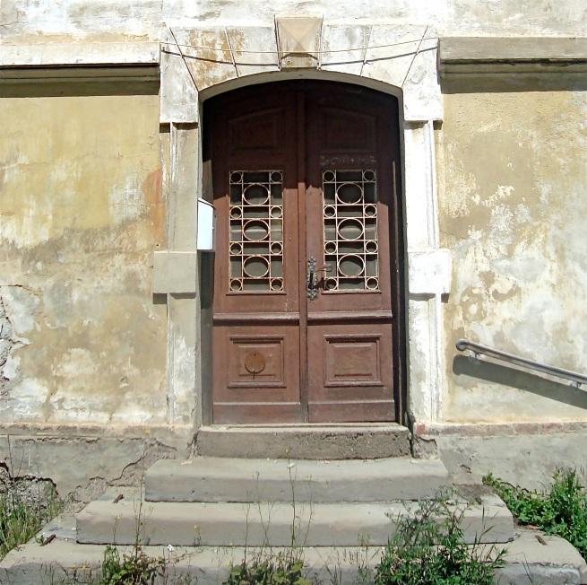 Stufen zum Tor